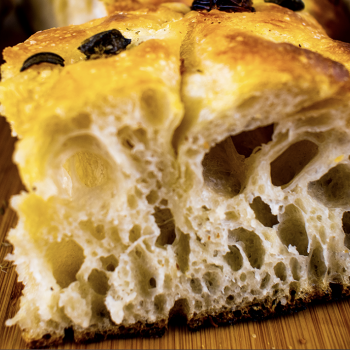 A Knead to Bake SOURDOUGH FOCCACIA first overview