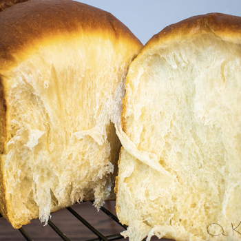 A Knead to Bake SOURDOUGH MILK BREAD first overview