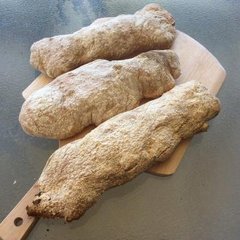 Connie Sourdough bread second overview