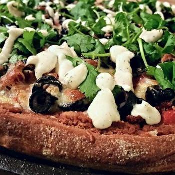 ID Bubbles Pizza crust and bread dough second slice