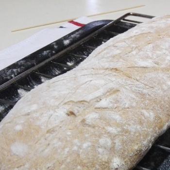 Integral Luis masa madre pan estilo san francisco second slice