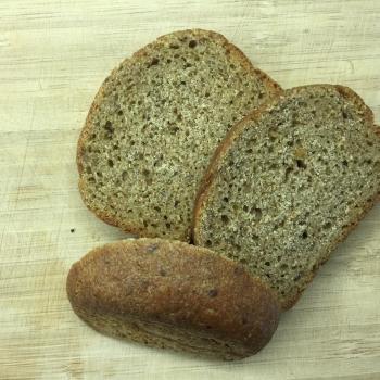 Kvas einkorn bread second overview