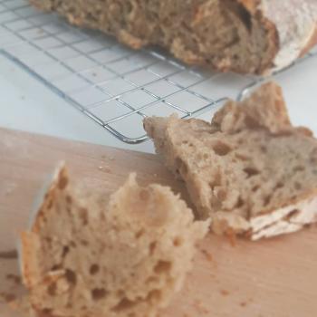 Melchior Bread second slice