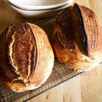 PeterPan Sourdough pancakes  second overview