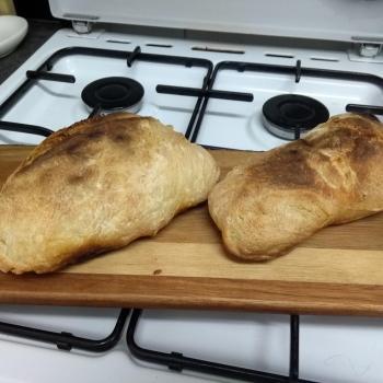 Quaripa Bread first slice